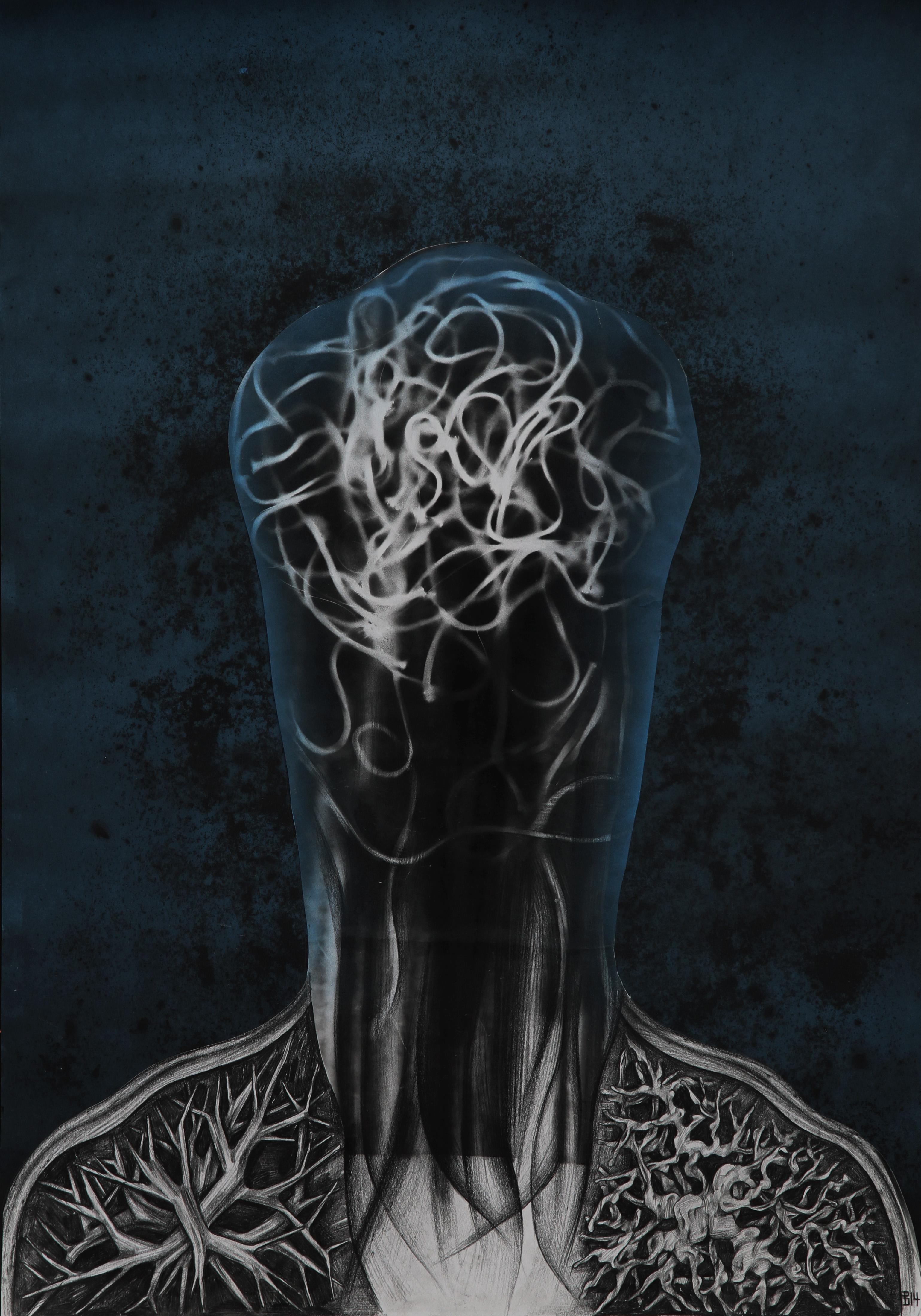 Ascendance head drawing