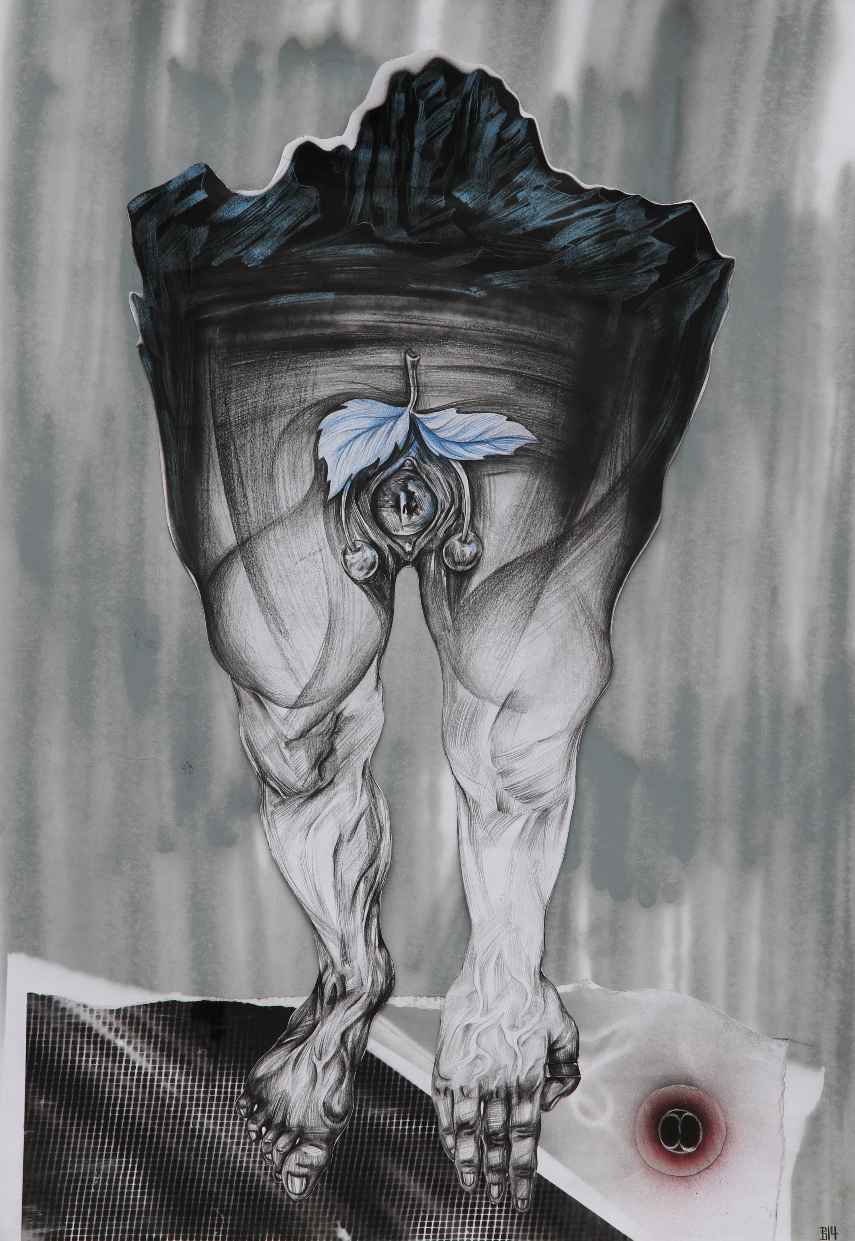 Modern Lover drawing